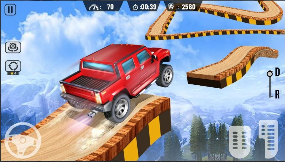 Off Road Jeep Driving Game 4x4 Game Android Gameplay Offroad