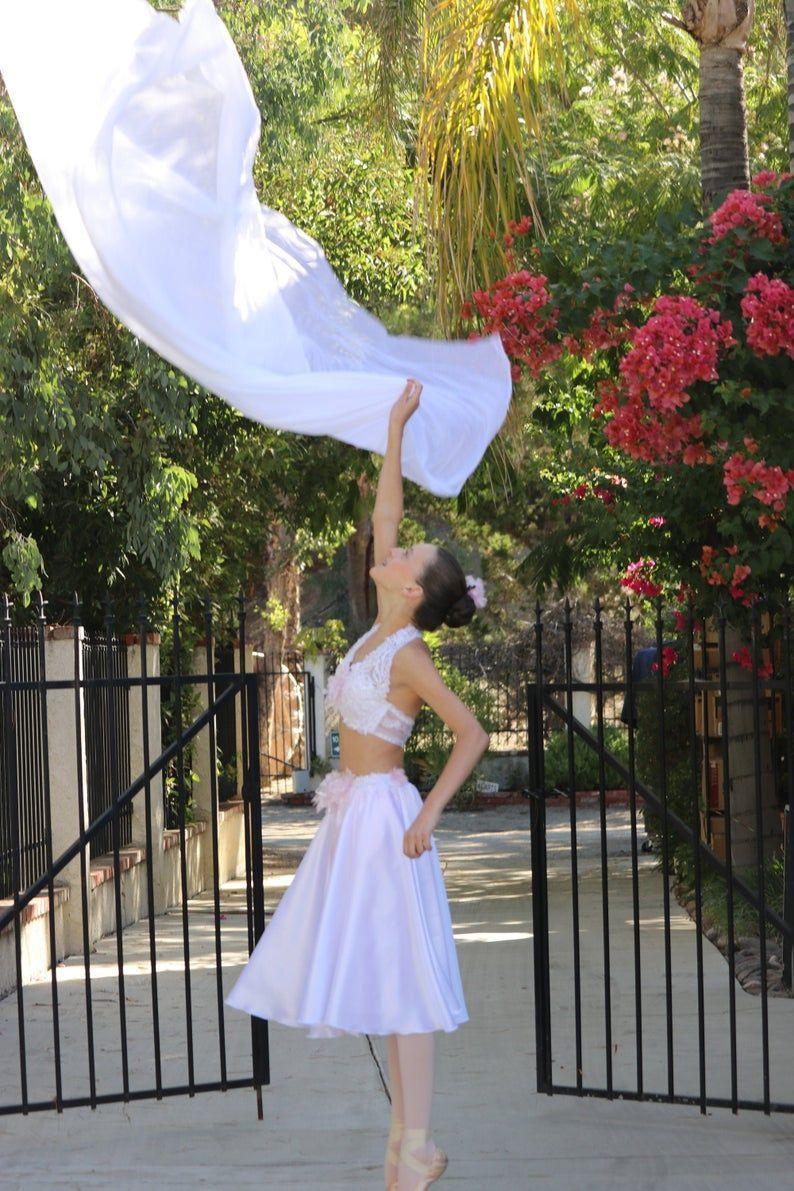 I Feel Pretty Custom solo adult Dance Costume custom lyrical costume  custom musical theater costume musical theatre beach wedding dress