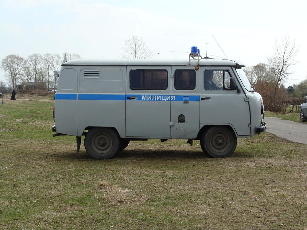 УАЗ 452 Милиция - UAZ-452 - Wikipedia (With images ...