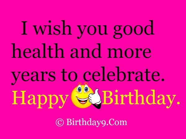 Happy Birthday Wishes Quotes Greetings Short Messages Text Wish