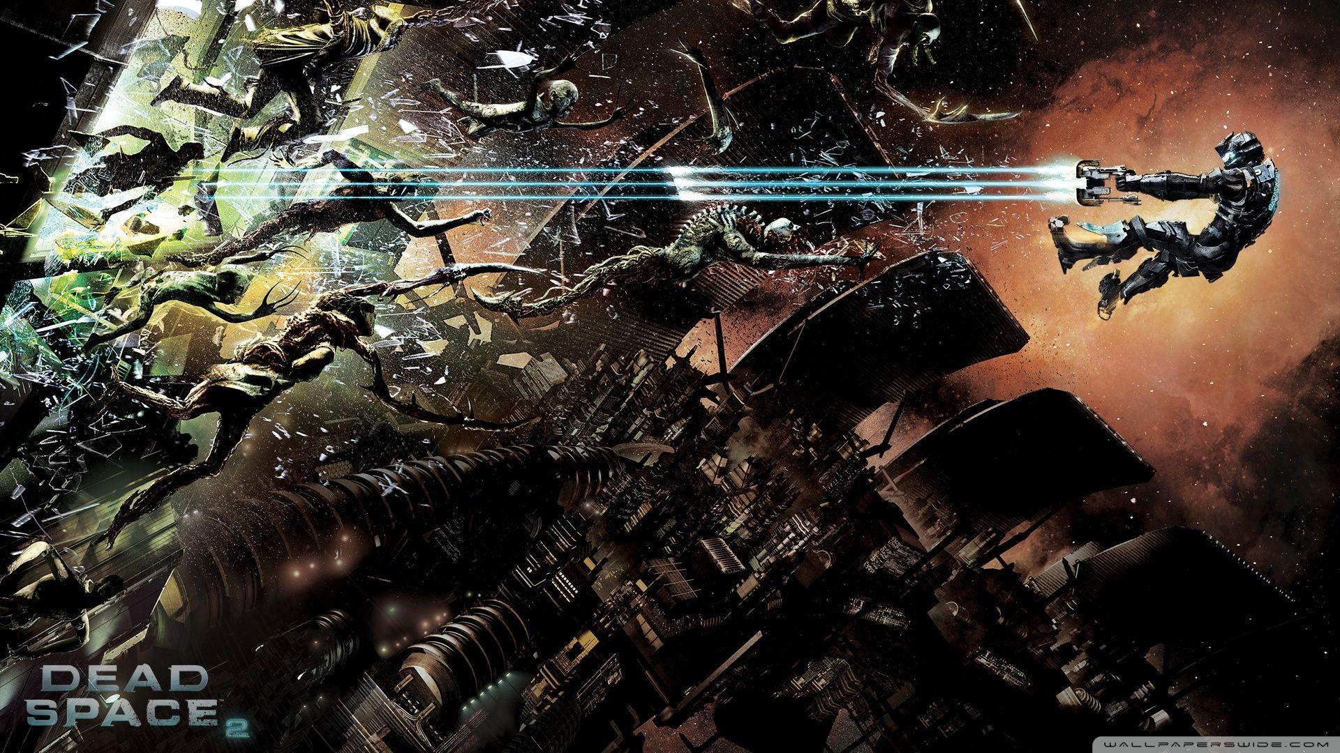 Dead Space HD desktop wallpaper Widescreen High Definition