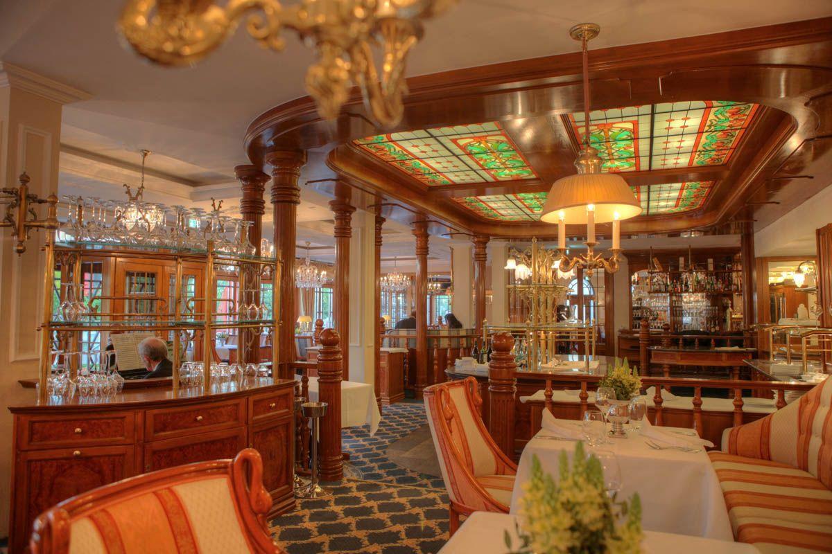 Romantik Seehotel Ahlbecker Hof - Restaurant Kaiserblick