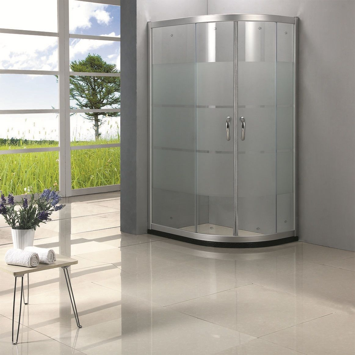 Diy. .Etched glass! (Window Film) Shower doors, Frosted