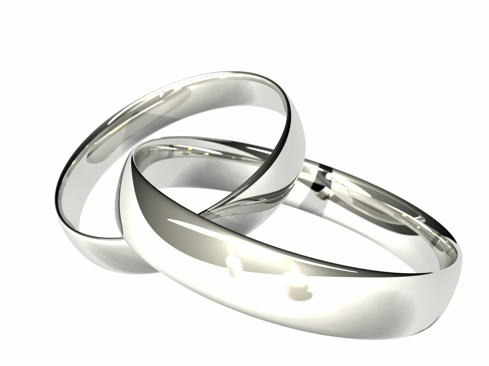wedding rings marriage rings wedding a pair of elegant - Black And White Wedding Rings