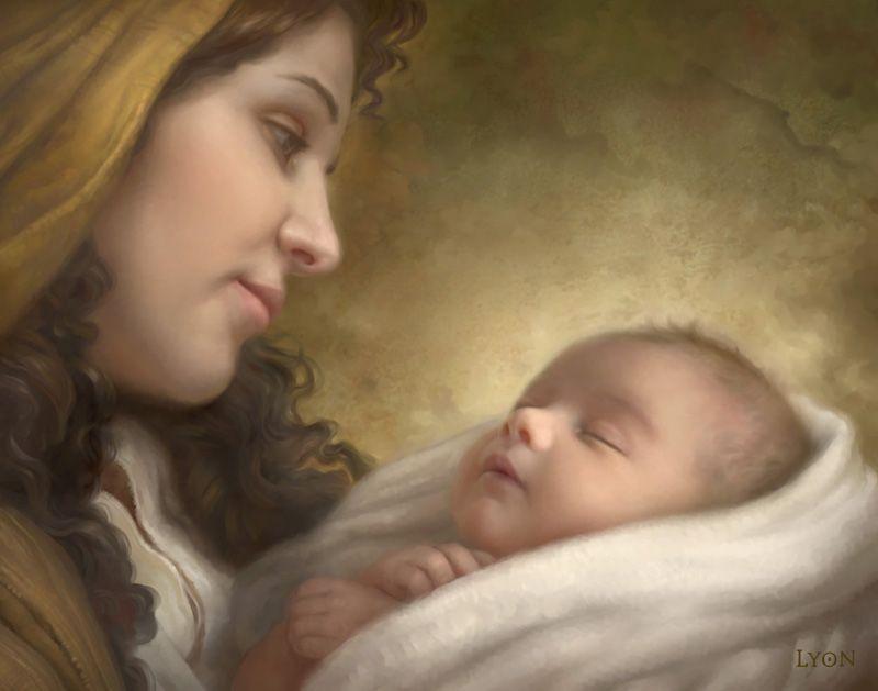 ...Un hijo te será dado...