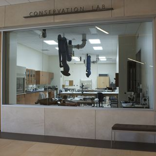 Conservation Lab, The Musical Instrument Museum