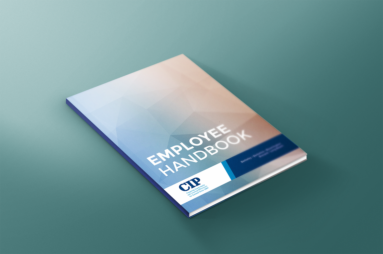 Image Result For Handbook Design Design Inspo Pinterest - Employee handbook design