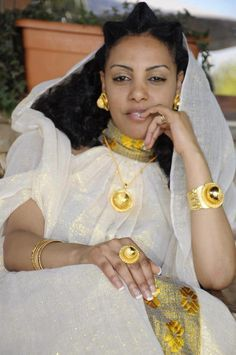 Attractive Eritrean young lady ETHOPIAN ERITHREAN