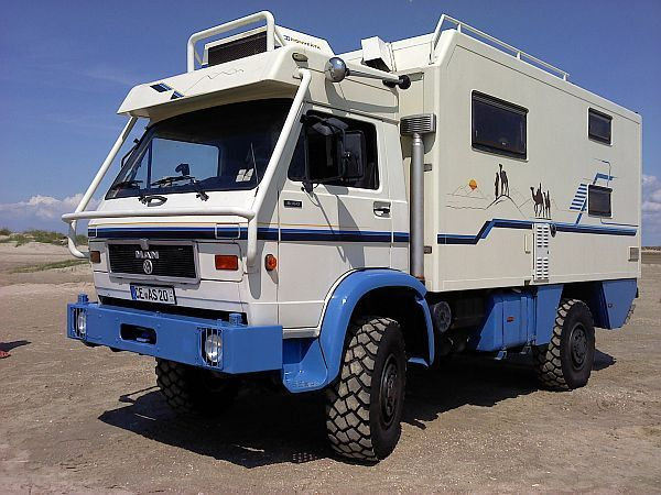 23 Extreme Off-Road Camper Vans That Can Handle Anything