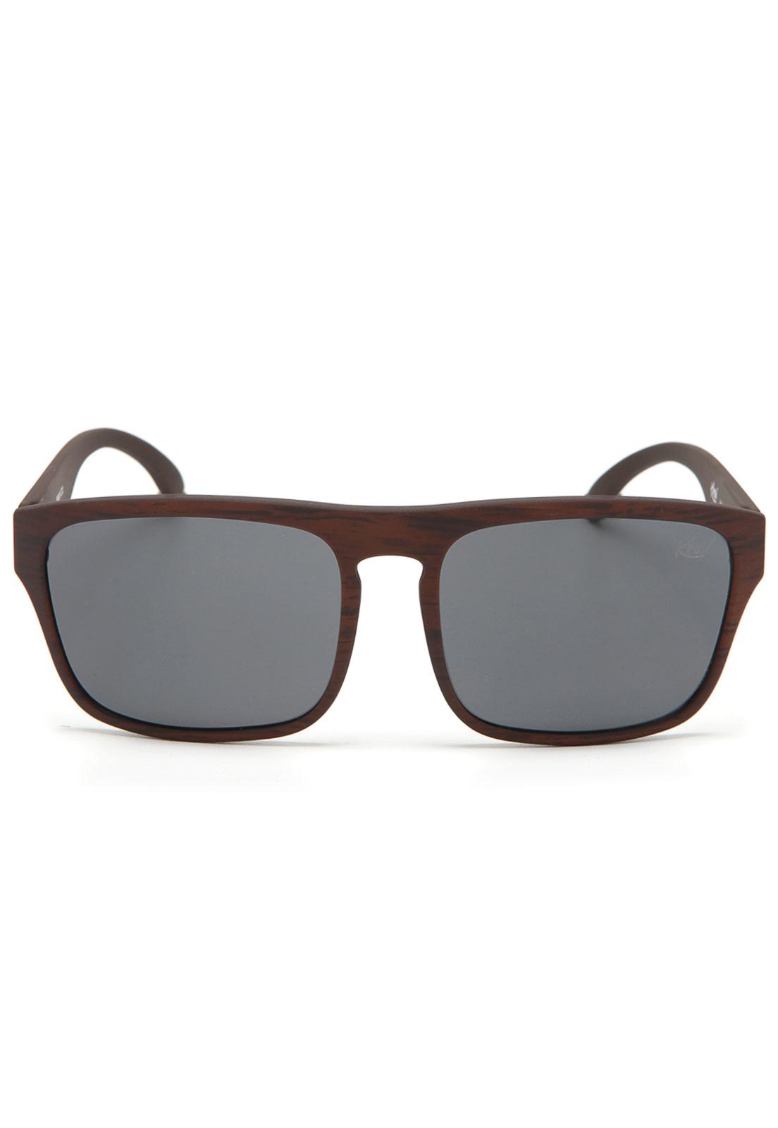 85f53a566 Óculos de Sol Krew Amadeirado Marrom | Products | Oculos de sol, Por ...