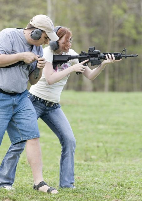 Learn to Shoot | Girl's Guide to Guns