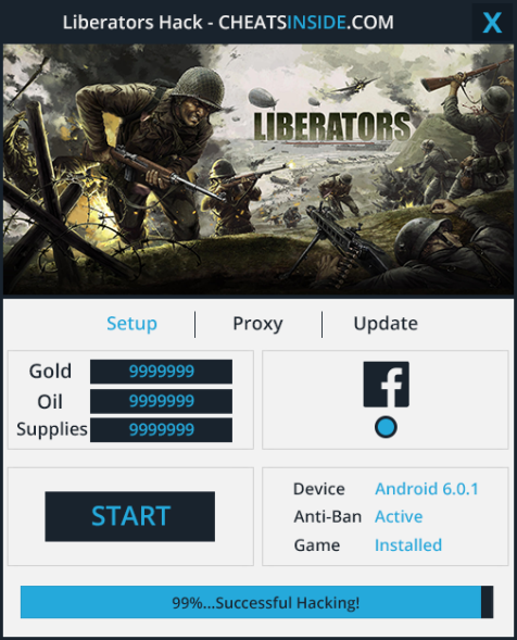 Liberators Hack Cheat   New 2017 Mobile Tools   Pinterest