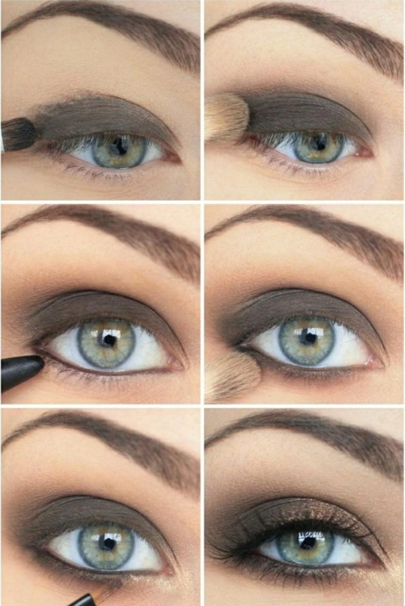 Photo of Effective make-up for blue eyes – great make-up tips – house decoration more