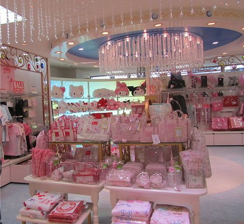 Sanrio World Ginza Store in Tokyo Japan in 2019  55739a93d