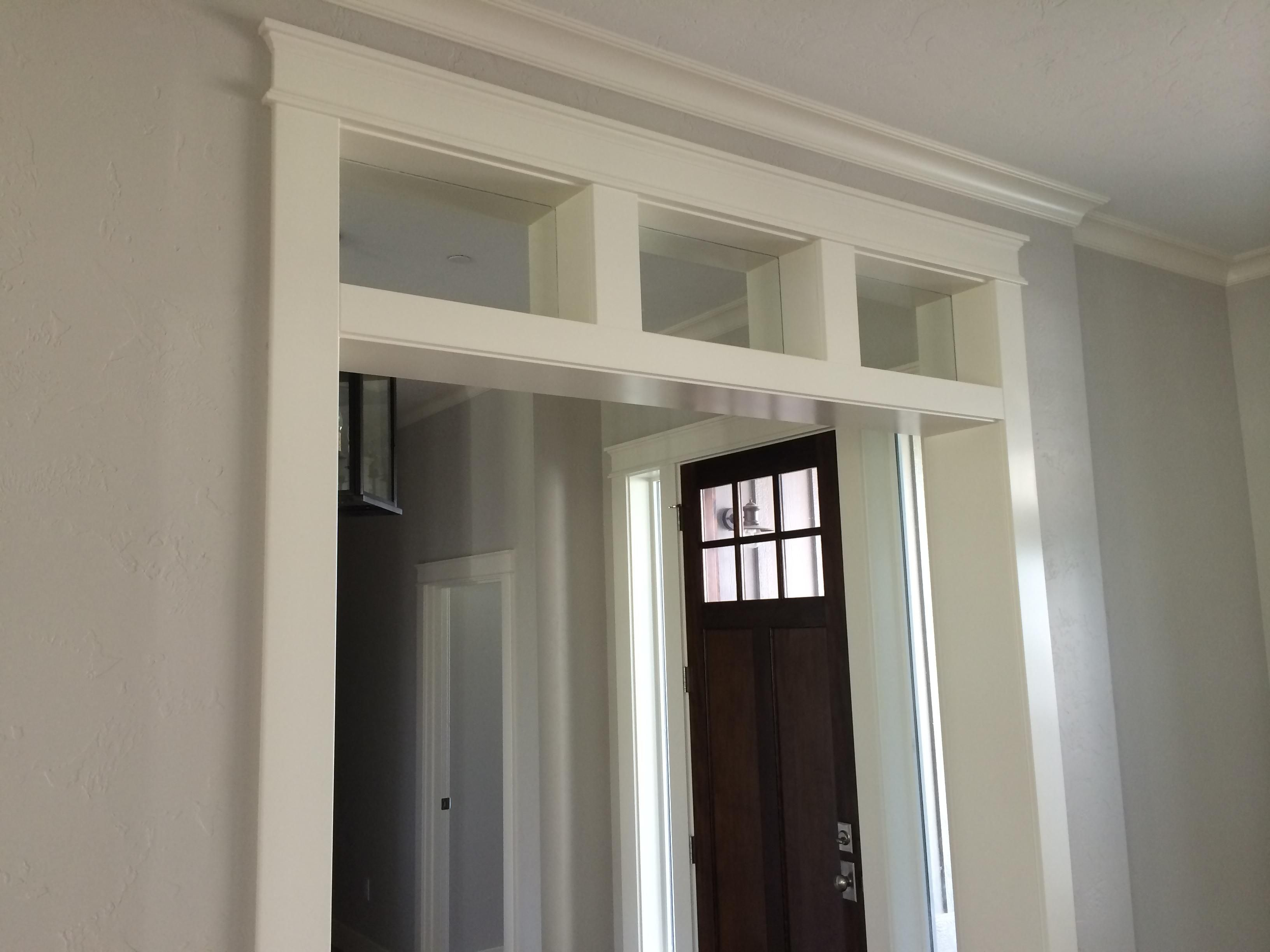 interior transom window ideas