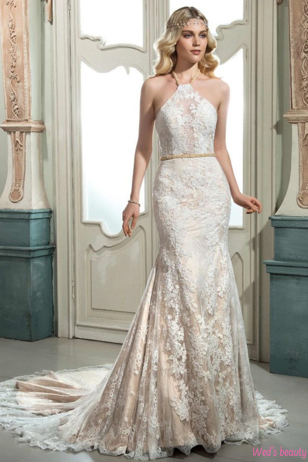 Pin on Mermaid, Sheath, Fit and Flare Wedding Dresses