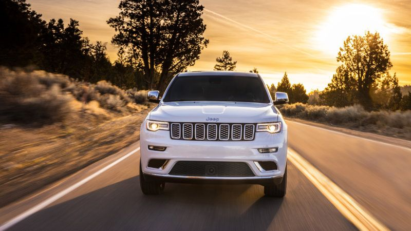 Eu Finds Jeep Grand Cherokee And Suzuki Vitara Break Emissions