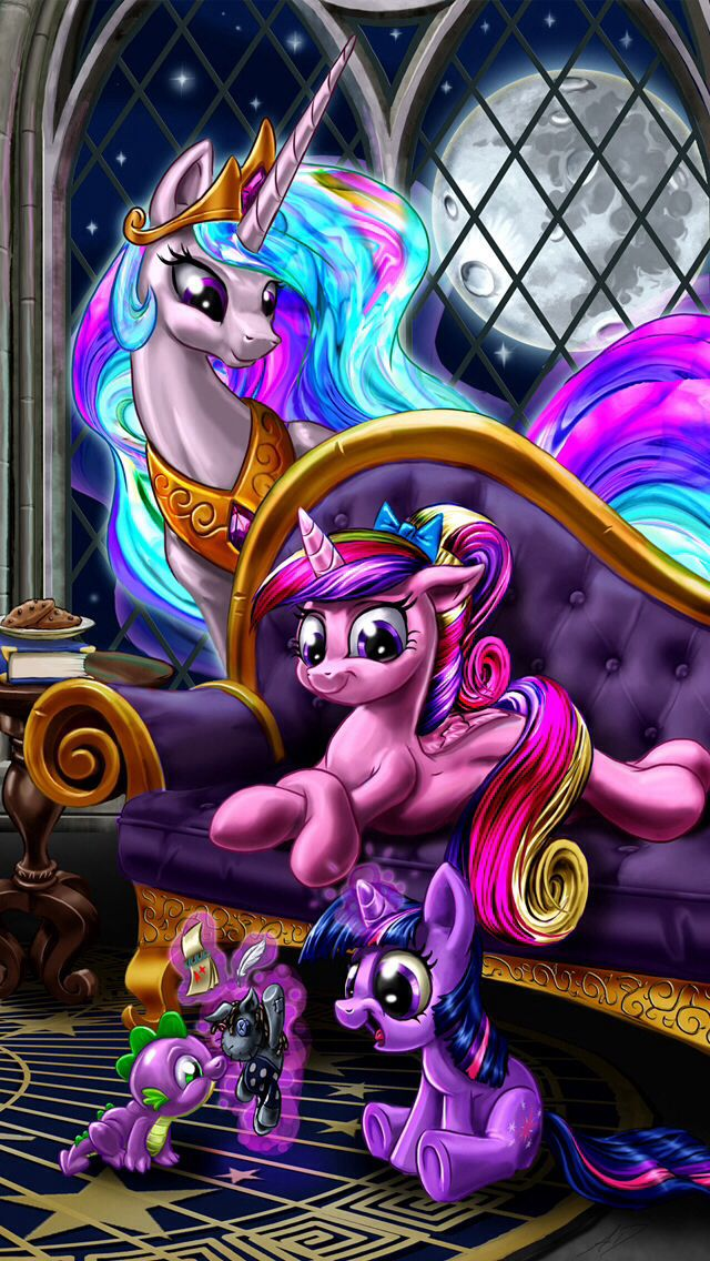 Princess Celestia, Cadence and Twilight Sparkle | My ...