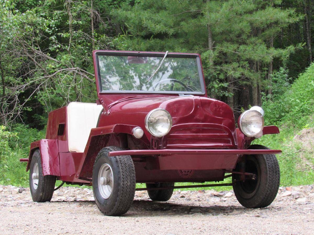1952 King Midget Series II for sale #1971622 - Hemmings Motor News ...