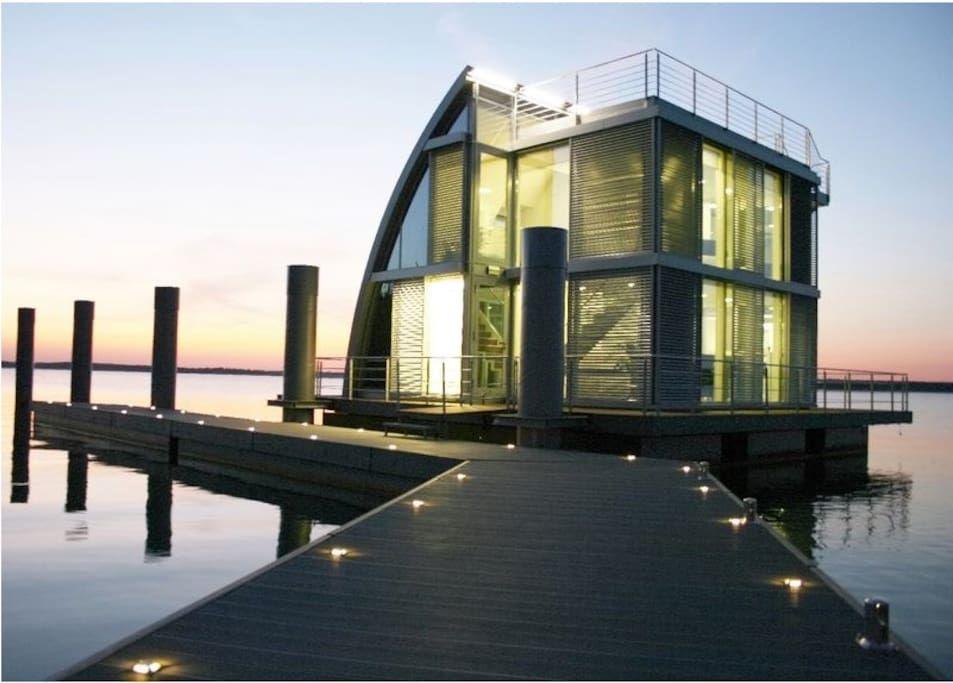 Ganze Unterkunft in Elsterheide, DE. Das Seehaus 11 mit