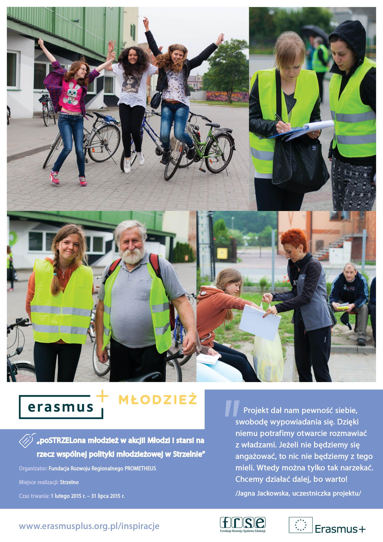 Erasmus+ Młodzież | Akcja 3 Rozwój polityki młodzieżowej