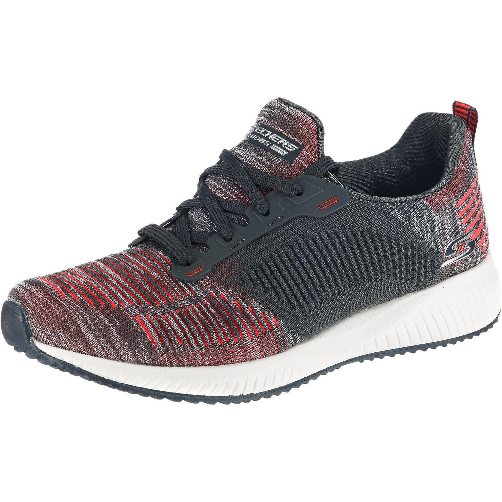 online store 2035b 32736  Schuhe  Sneaker  Damen  SKECHERS  Sneakers  Bobs  Squad  grau