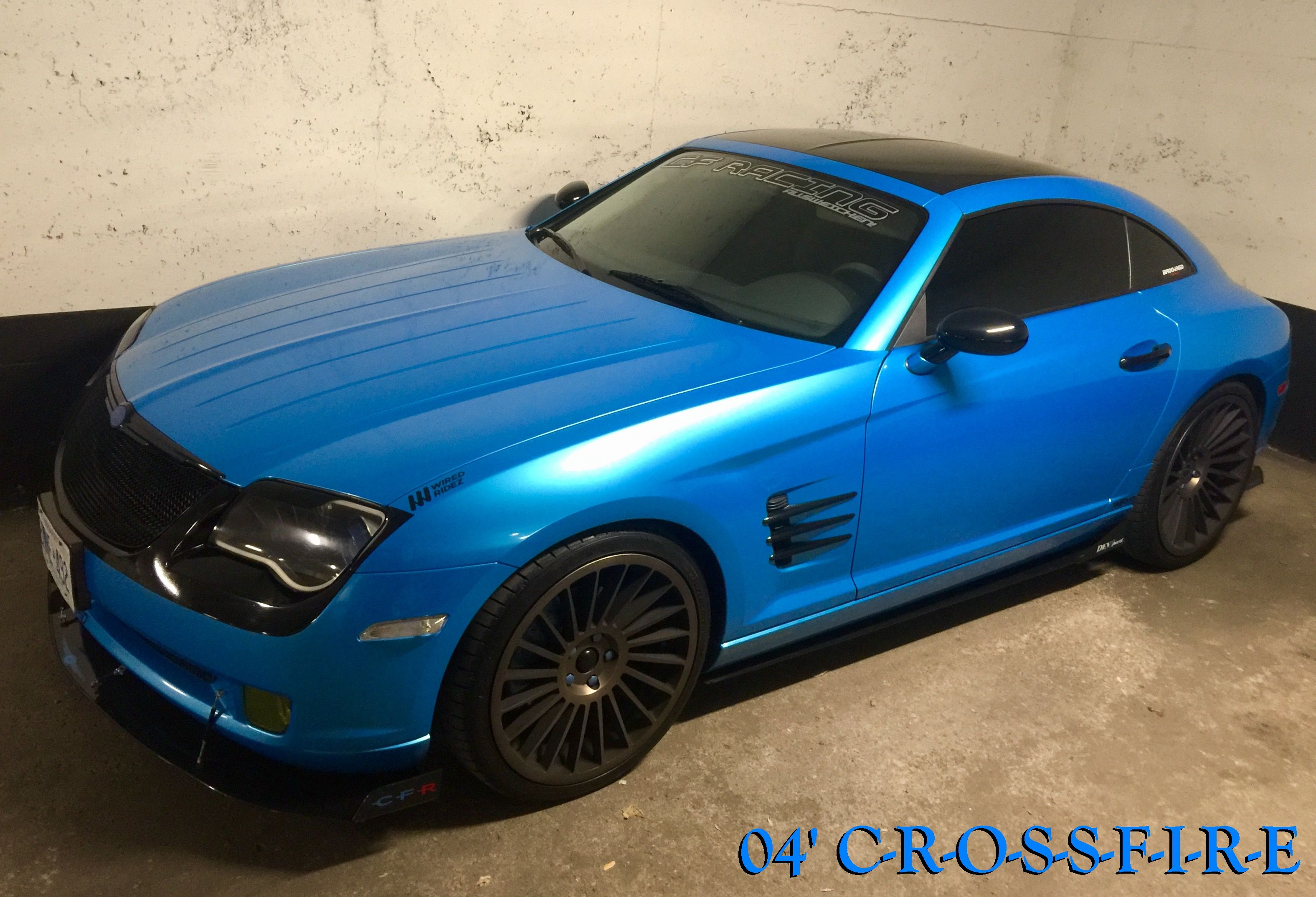 Pin By Dustin Depperschmidt On Crossfire With Images Chrysler