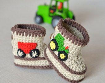 CROCHET PATTERN Baby Sandals flip flops in 2 by matildasmeadow