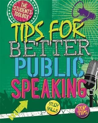 Tips for Public Speaking teaches readers essential skills to help them achieve their academic goals. It also gives advice on using these skills in everyday life to help readers gain valuable life skills and build confidence in extra-curricular activities