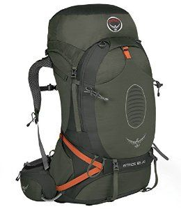 Osprey Men's Atmos 65 AG Backpacks Most comfortable backpack on ...