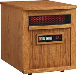 The 5 Best Infrared Heaters Compactappliance Com Infrared