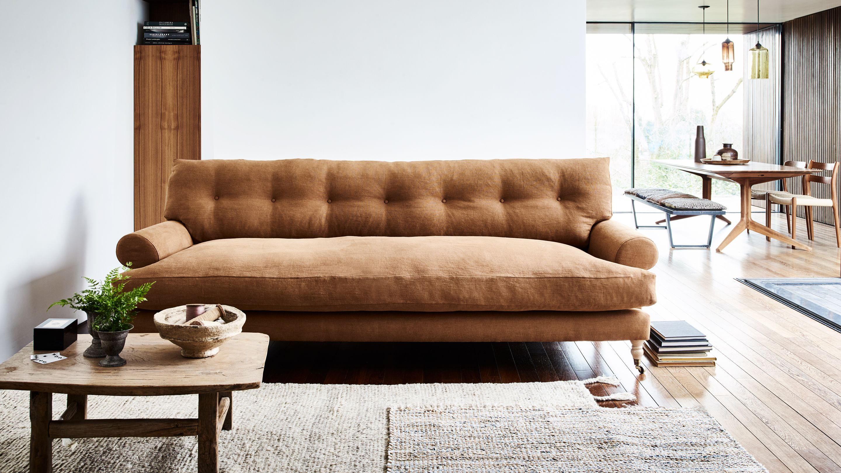 Henry is the sofa that you cant wait to come home to a