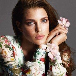 Gucci beleza, Charlotte Casiraghi.