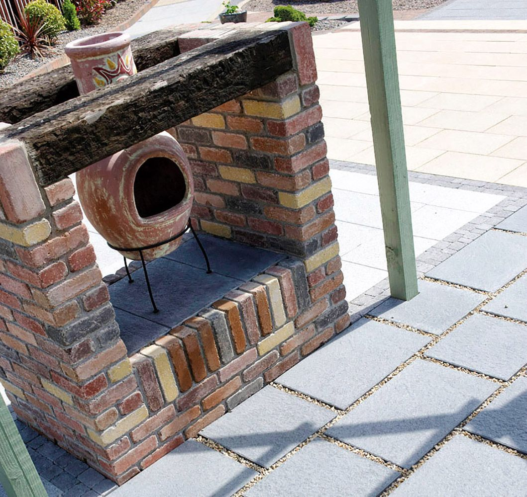 Lanyon Brick Acheson Glover Outside Rooms Outside Room Brick Types Of Houses