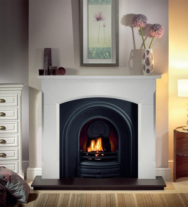 Best Woburn Fireplace Package Complete With Crown Cast And 400 x 300