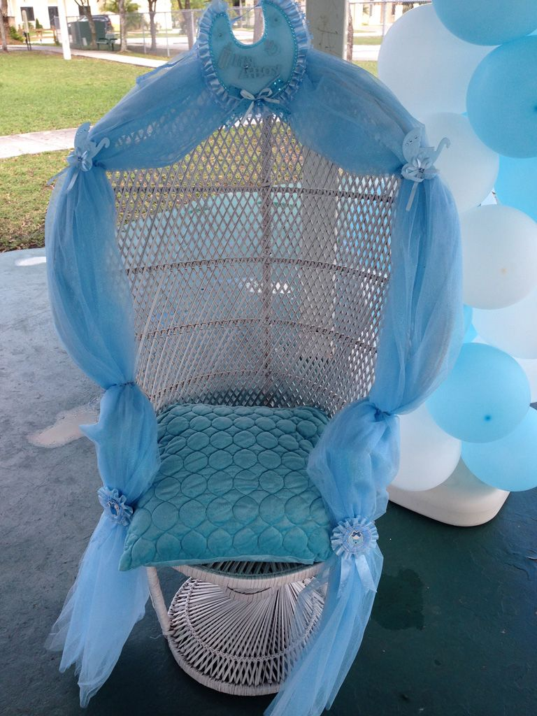 IDEAS FOR BBAY SHOWER CHAIR - Google Search | BABY SHOWER ...