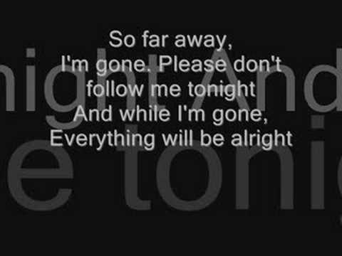 I Won't See You Tonight pt.1 (Lyrics) - YouTube