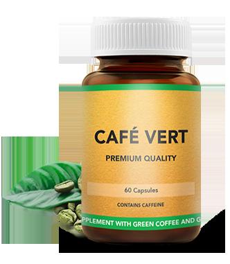 cafe vert premium quality