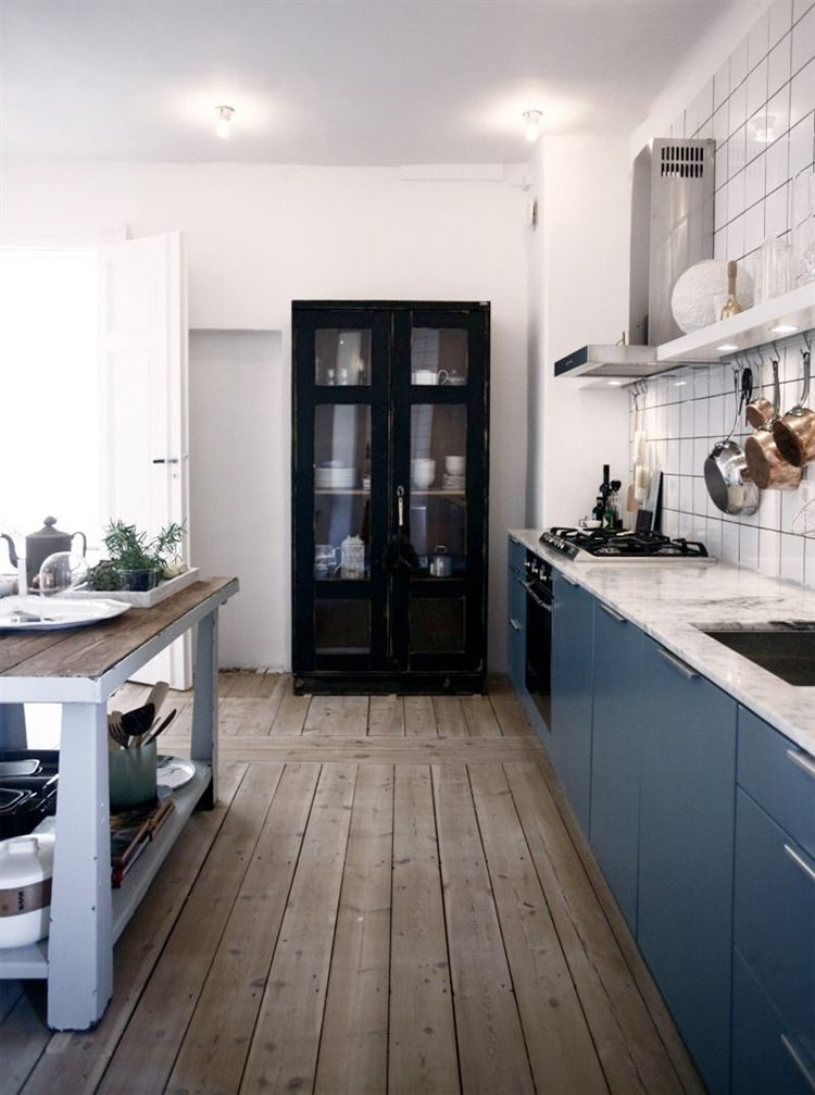 A beautiful Stockholm home Küche - Parkett Pinterest Stockholm - Parkett In Der Küche