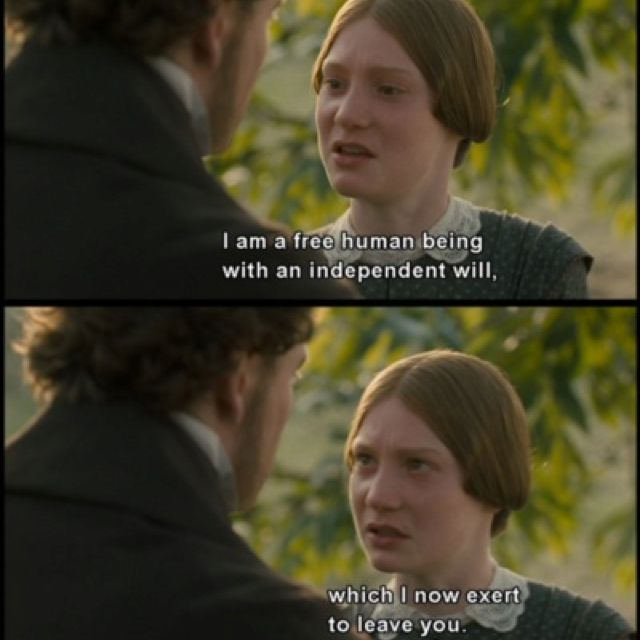 Image result for jane eyre quotesmovie