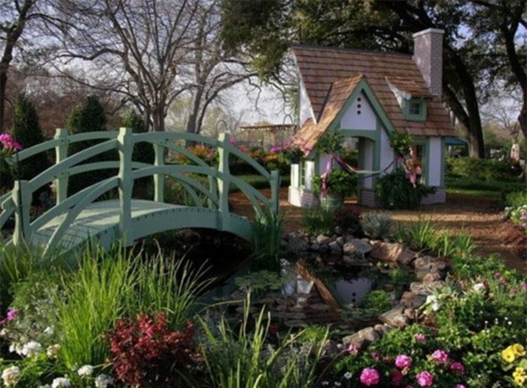 35+ best whimsical garden ideas for inspire you | garden ideas