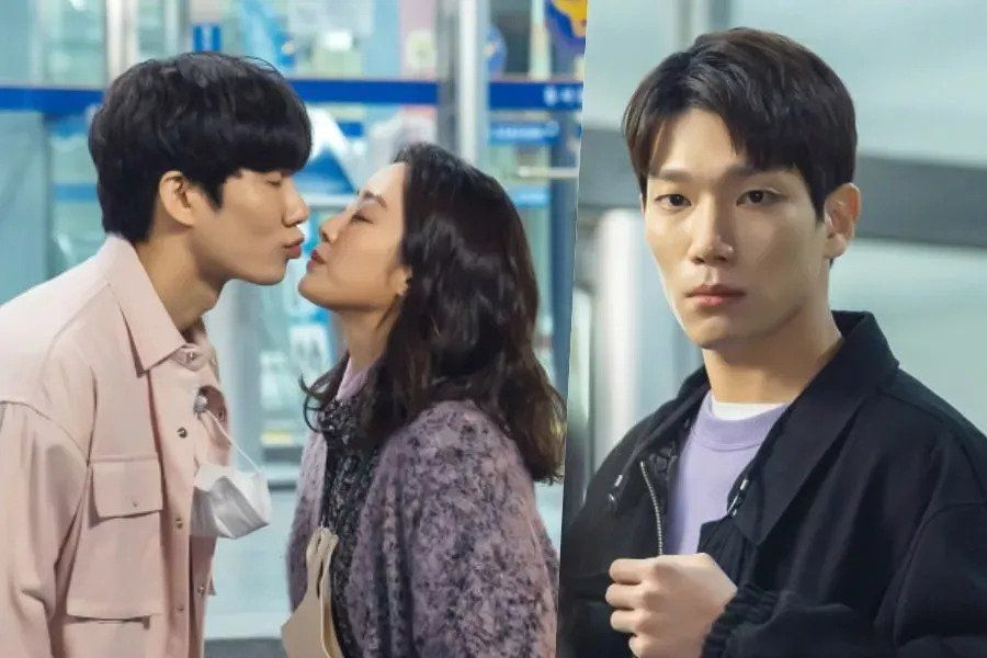 "Kim Kyung Nam Gets Jealous Watching Jeon Hye Bin And Son Woo Hyun Kiss In ""Revolutionary Sisters"""