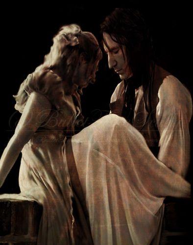 Severus/Hermione Do Mesmer - hermione-and-severus Fan Art ...