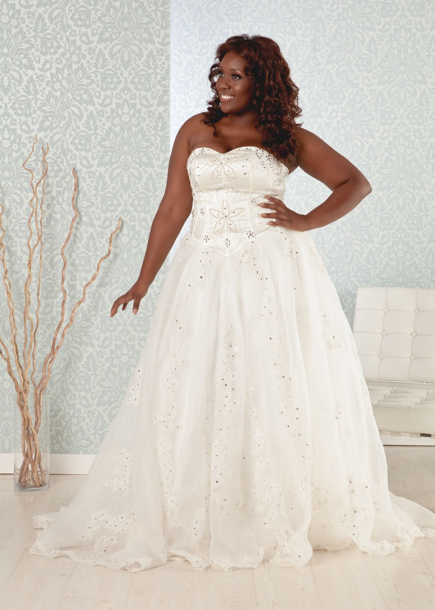 200 Off Madeline Plus Size Ball Gown Sweetheart Neckline Real Size Bride Me Plus Size Wedding Gowns Wedding Dress Inspiration Wedding Dresses San Francisco