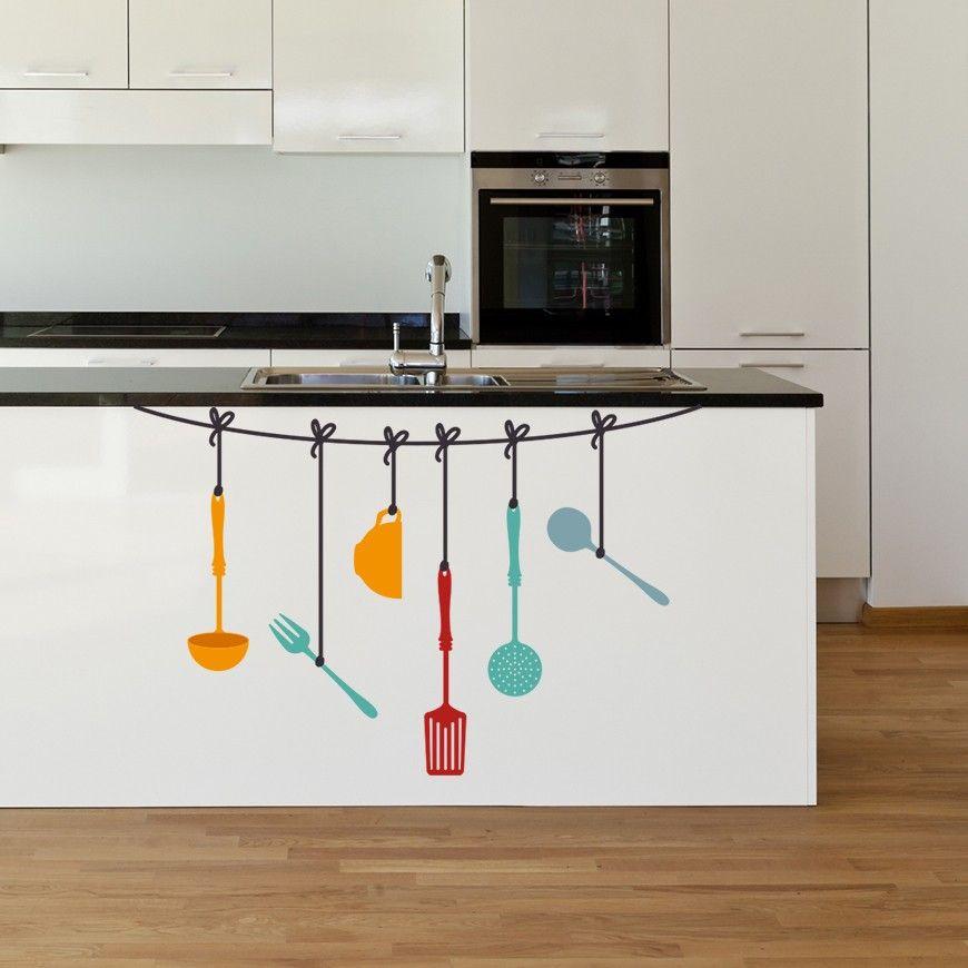 Decora tu cocina con vinilos Reformas y pintores en Madrid ...