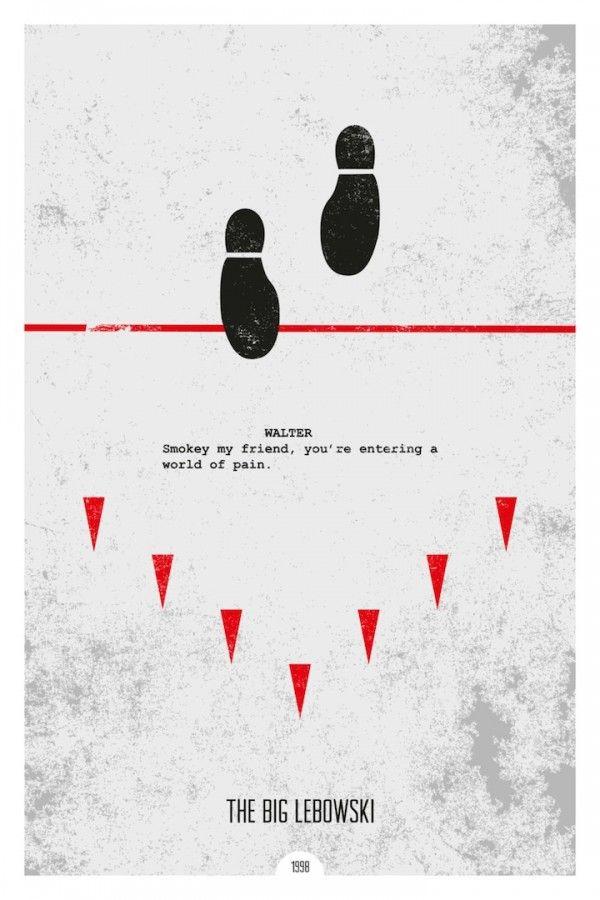 biglebowski-minimalist-poster