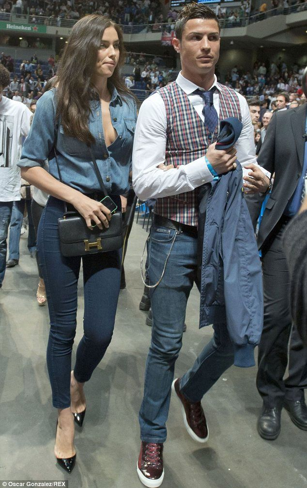 Real madrid dress sense fashion