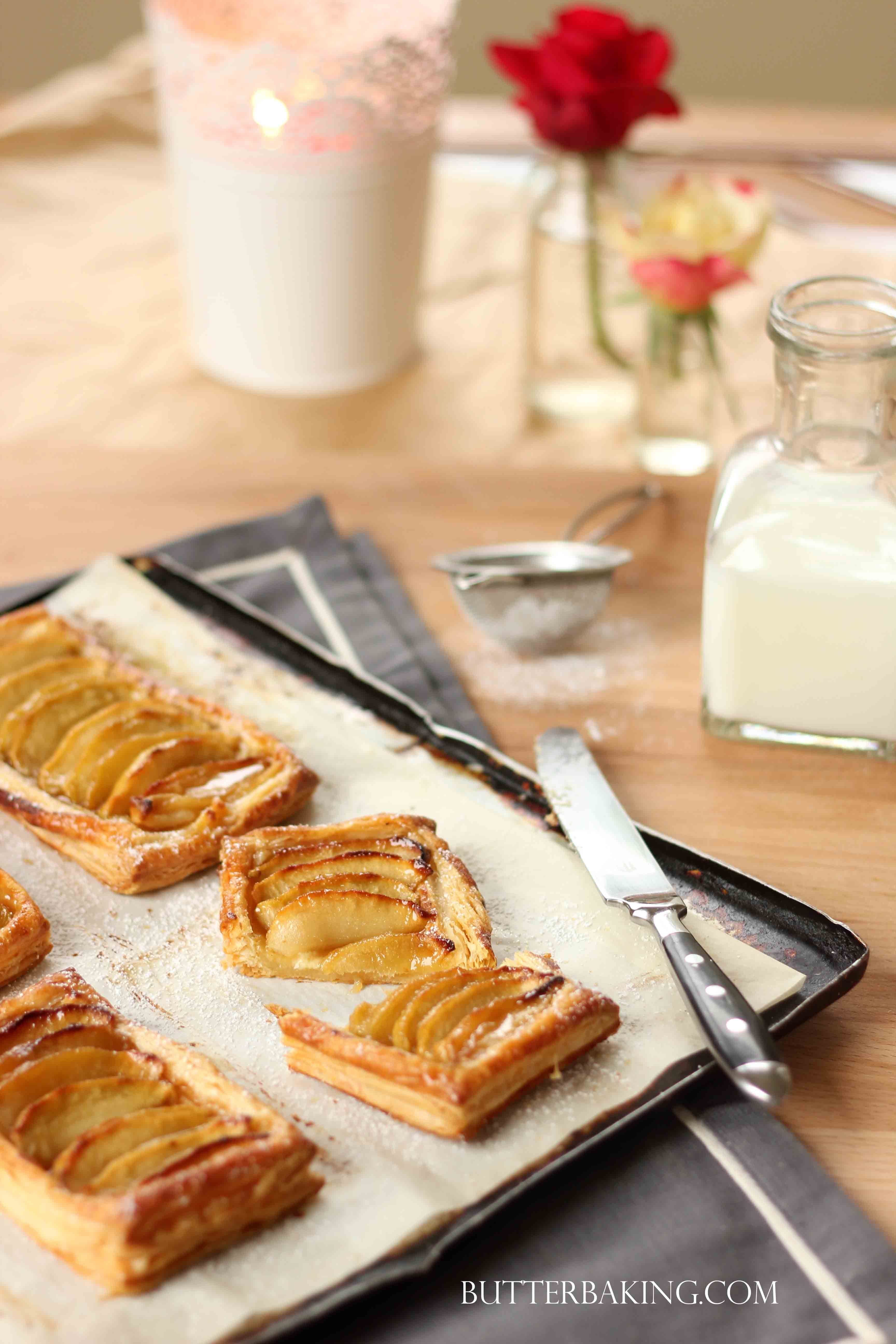 Caramel Apple Galettes Recipe Caramel Apples Baking Honey Pie