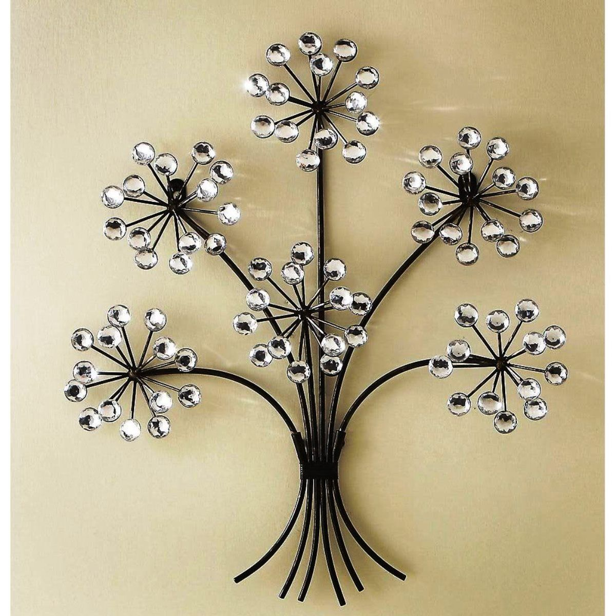 Metal Wall Decorating | Wall Art Decor | Pinterest | Metal walls ...