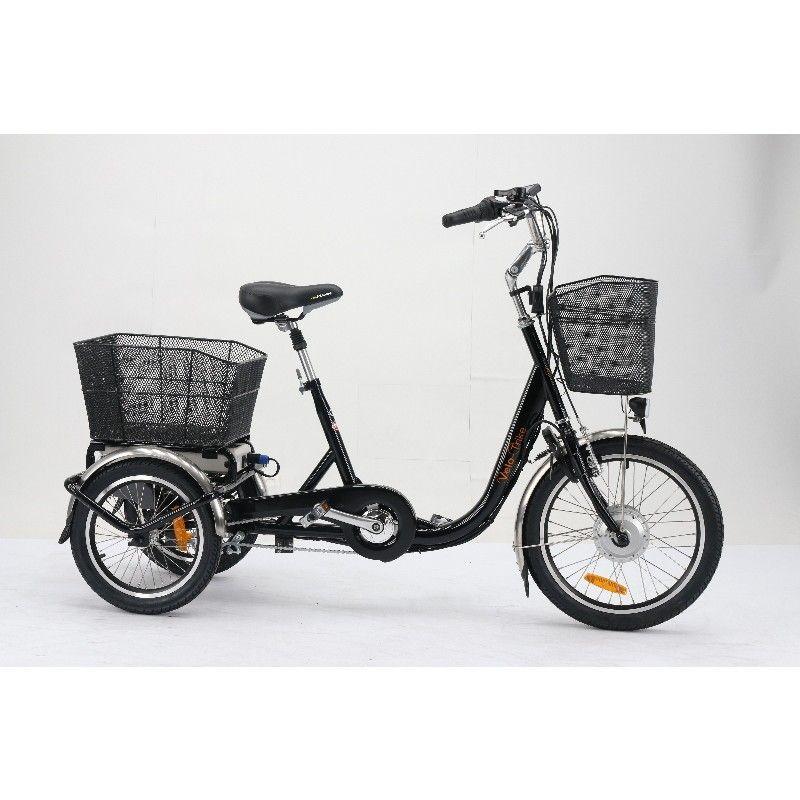 Velo Trike Dreirad Pedelec 16 20 3n Sw Elektro Rad Pedelec